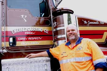 Truckline – Truckline keeping EMERALD CARRYING on the road (QLD)